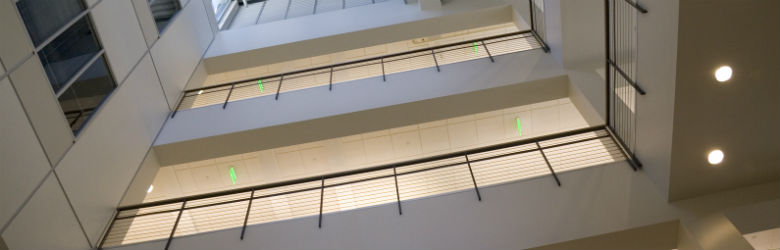 Architecture of the PBSci Building